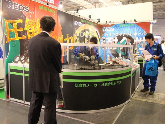 機械製造系展示会で成果の出るブース装飾のポイントとは?