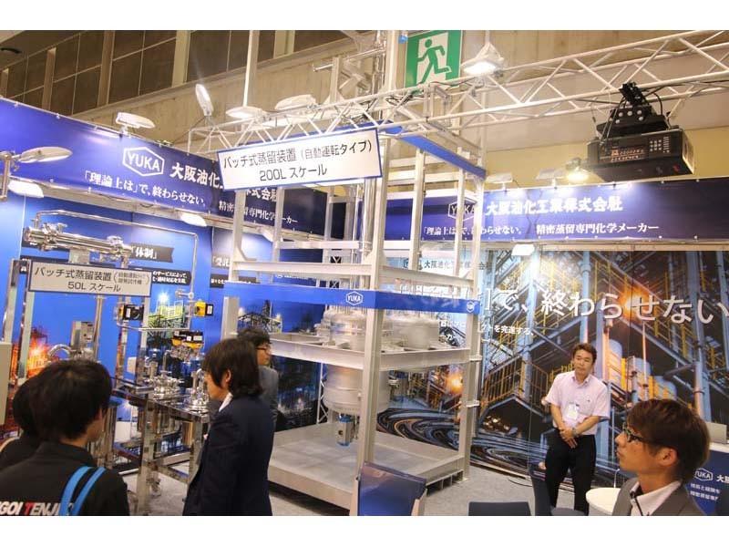 機械要素技術展|機械系|施工事例