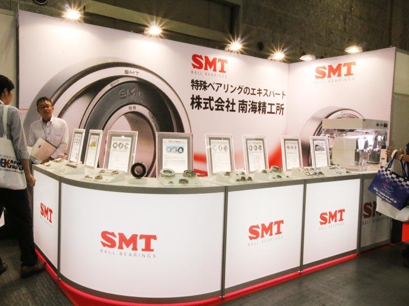 関西機械要素技術展|機械系|施工事例